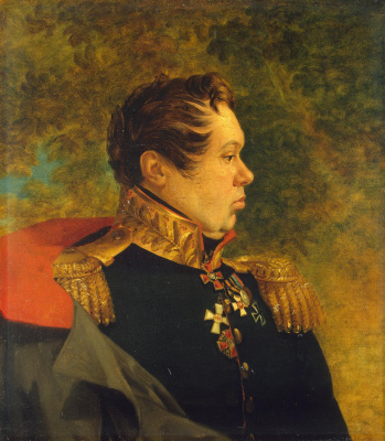 George Dow. Portrait of Ivan Timofeevich Kozlyaninov