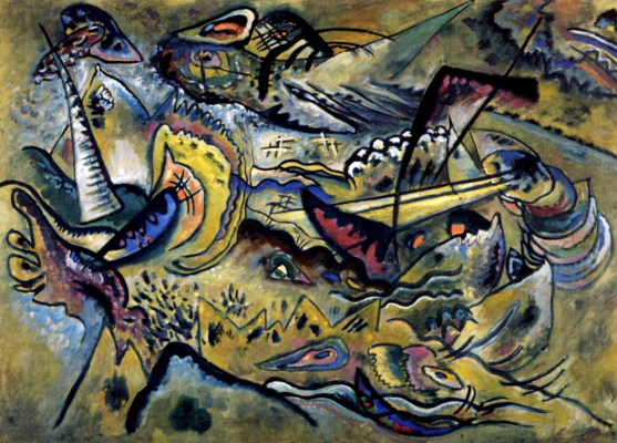 Wassily Kandinsky. South