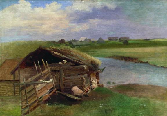 Konstantin Makovsky. Summer day