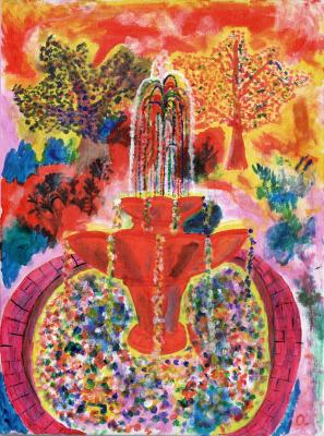 Nicodemus Alias. Fountain Source of Joy.