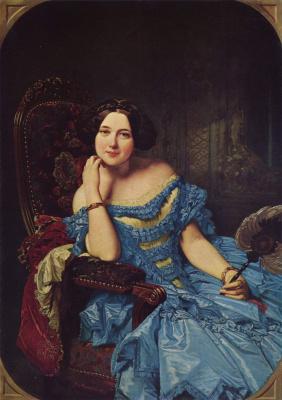 Федерико де Мадрасо-и-Кунс. Донья Амалия де Лано и Дотрес, княгиня де Вильхес