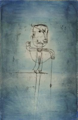 Пауль Клее. Рыбак