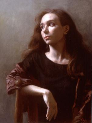 Морин Хайд. Портрет Марии