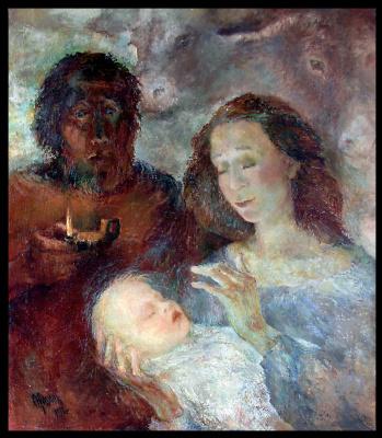 Olga Ray. Christmas
