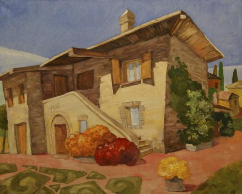Alan Albegov. Montepulciano 1