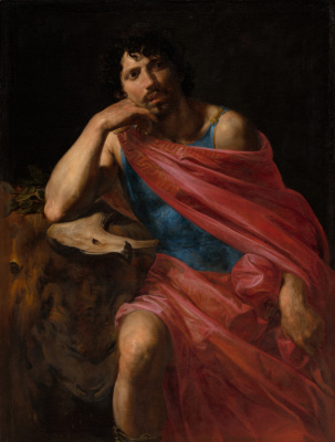 Valentin de Boulogne. Samson