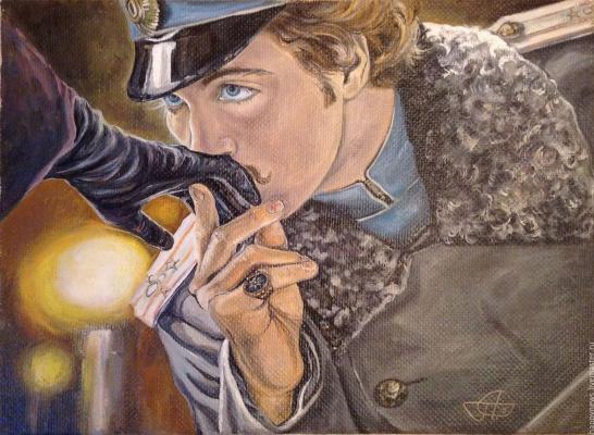 Анна Полянская. Галантный мужчина
