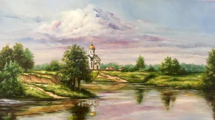 Hope Sosnovikova. Bright sunday
