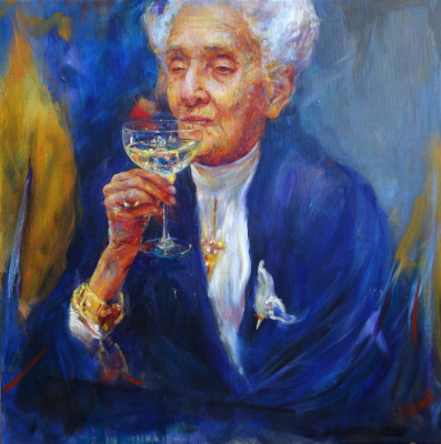 "Svetlana Alexandrovna Malakhova. ""Successful bidding for Sotheby's"""