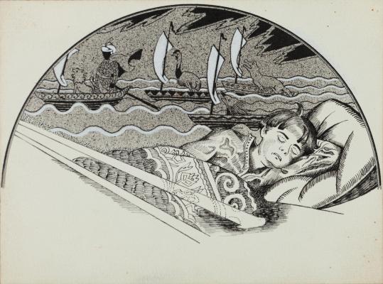 Mikhail Ivanovich the Beetle. Baby sleep