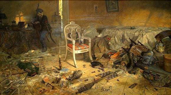 Pavel Viktorovich Ryzhenko. Ipatiev house