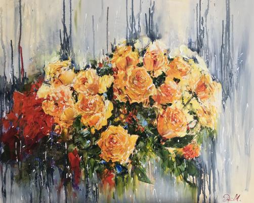 Диана Владимировна Маливани. Tea Roses