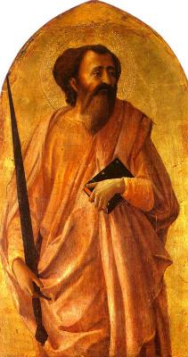 Томмазо Мазаччо. Святое писание