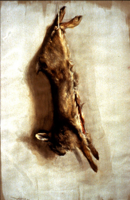 Джеффри Ларсон. Висячий заяц