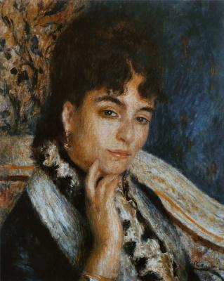 Portrait of Madame Daudet