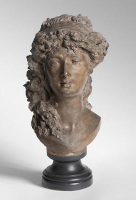 Auguste Rodin. Flora