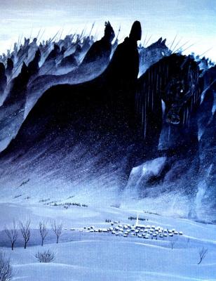 Фредерик Климента. Принц зимы 05