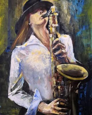 Nina Litvin. Jazz