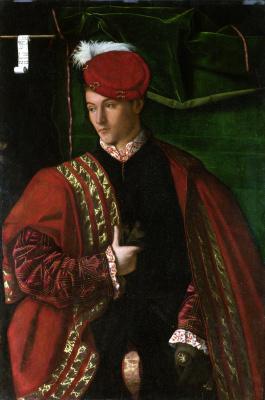 Венето Бартоломео. Лодовико Мартиненго