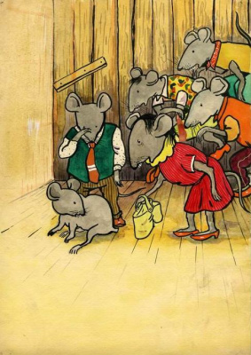 О мышонке-5