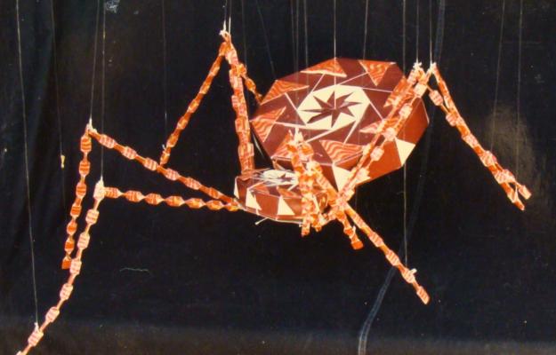 Vladimir Petrovich Chernov. Spider