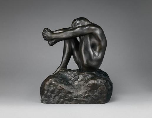 Auguste Rodin. Despair