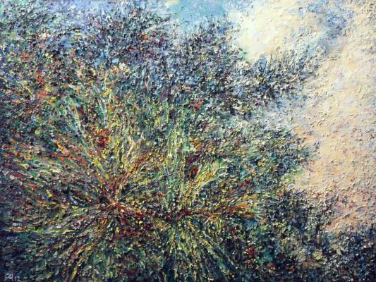 Алексей Леонидович Якимов. Crimean pine