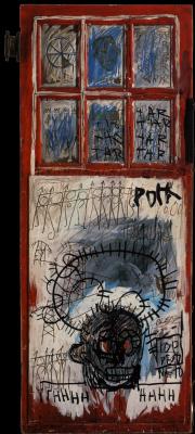 Jean-Michel Basquiat. Without pork