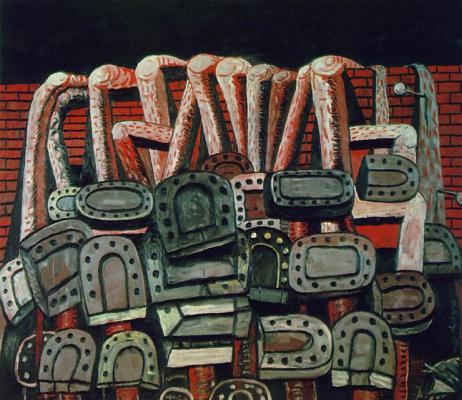 Филипп Гастон. Древние стены