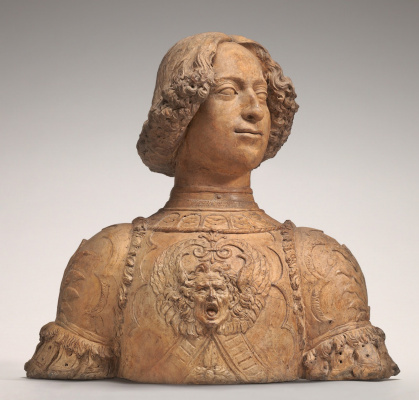 Андреа дель Вероккьо. Giuliano de Medici