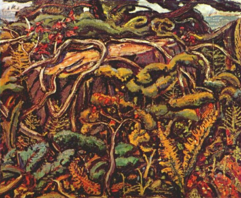 Артур Лизмер. Канадские джунгли