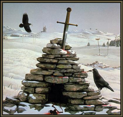 Питер Гудфеллоу. Вечная смерть