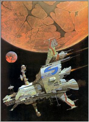 Патрик Вудруф. Книга о Марсе