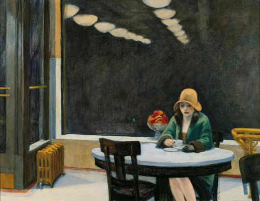 Edward Hopper. Automate