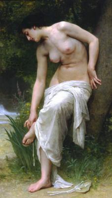 William-Adolphe Bouguereau. After washing