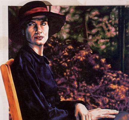 Джоан Каллен. Красивая женщина