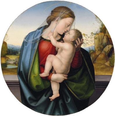 Фра Бартоломео. Madonna and Child