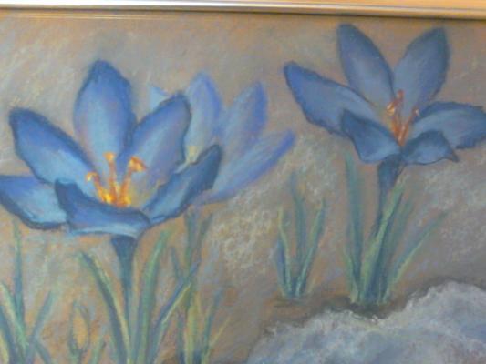 "Marina Lezhneva. ""Spring flowers"""