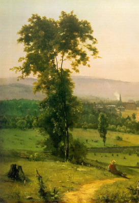 George Innes. Sunny day