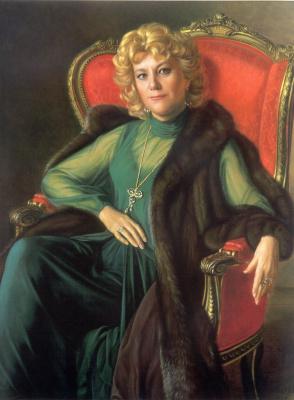 Singer Obraztsova