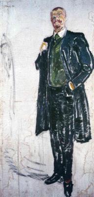 Edvard Munch. Jens TIIS