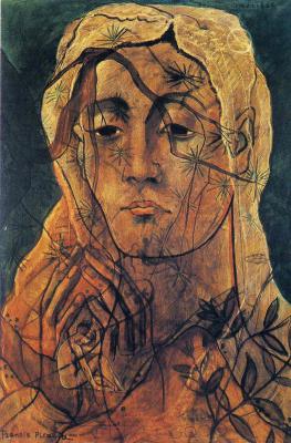 Франсис Пикабиа. Печальное лицо