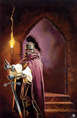 Клайд Колдуэлл. Король черной розы