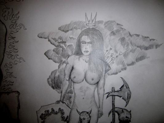 Дмитрий Юрьевич Буянов. Devil (fragment)