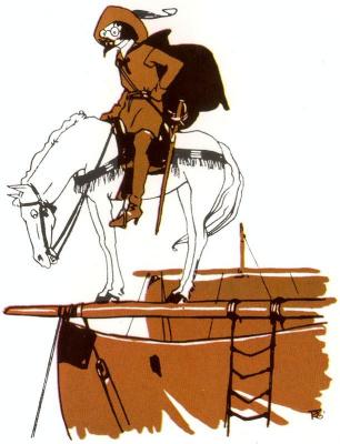 Рафаэль де Пенагос. Принц на коне