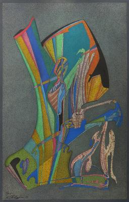 Michael Shemyakin. Metaphysical torso. 1979