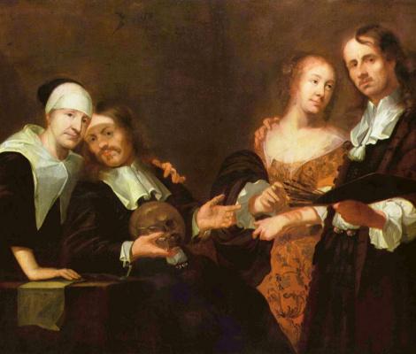 Иоахим Лун. Семейный портрет