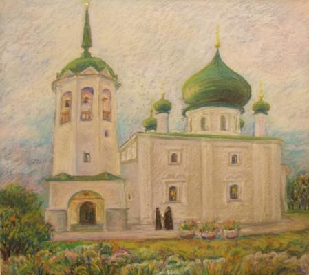 Василий Васильевич Березин. Храм Иоанна Предтечи