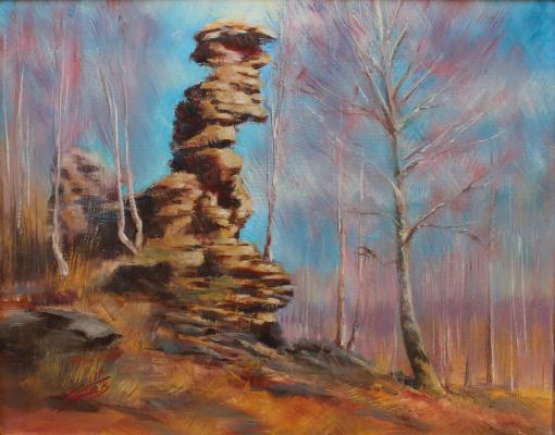 """Valery Olegovich Starkov. Rocks """"Seven Brothers"""""""