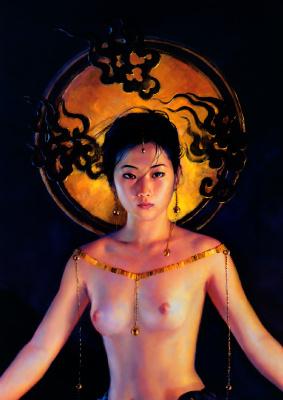 Цзя Лу. Восточная красавица 57